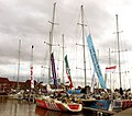 Around the World Yachts at Hull Marina - geograph.org.uk - 1483785.jpg
