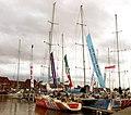 Around the World Yachts at Hull Marina - geograph.org.uk - 1483785.jpg