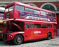 Arriva London Routemaster coach RMC1453 (453 CLT), LT Museum Model Bus day, 26 July 2008 (4).jpg