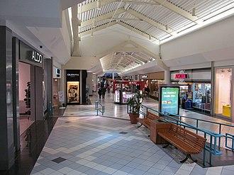 Arsenal Yards - Arsenal Mall interior, 2012