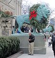 Art Institute of Chicago Lion (I) (7182540371).jpg