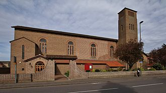 Ashford, Surrey - St Michael's Roman Catholic church