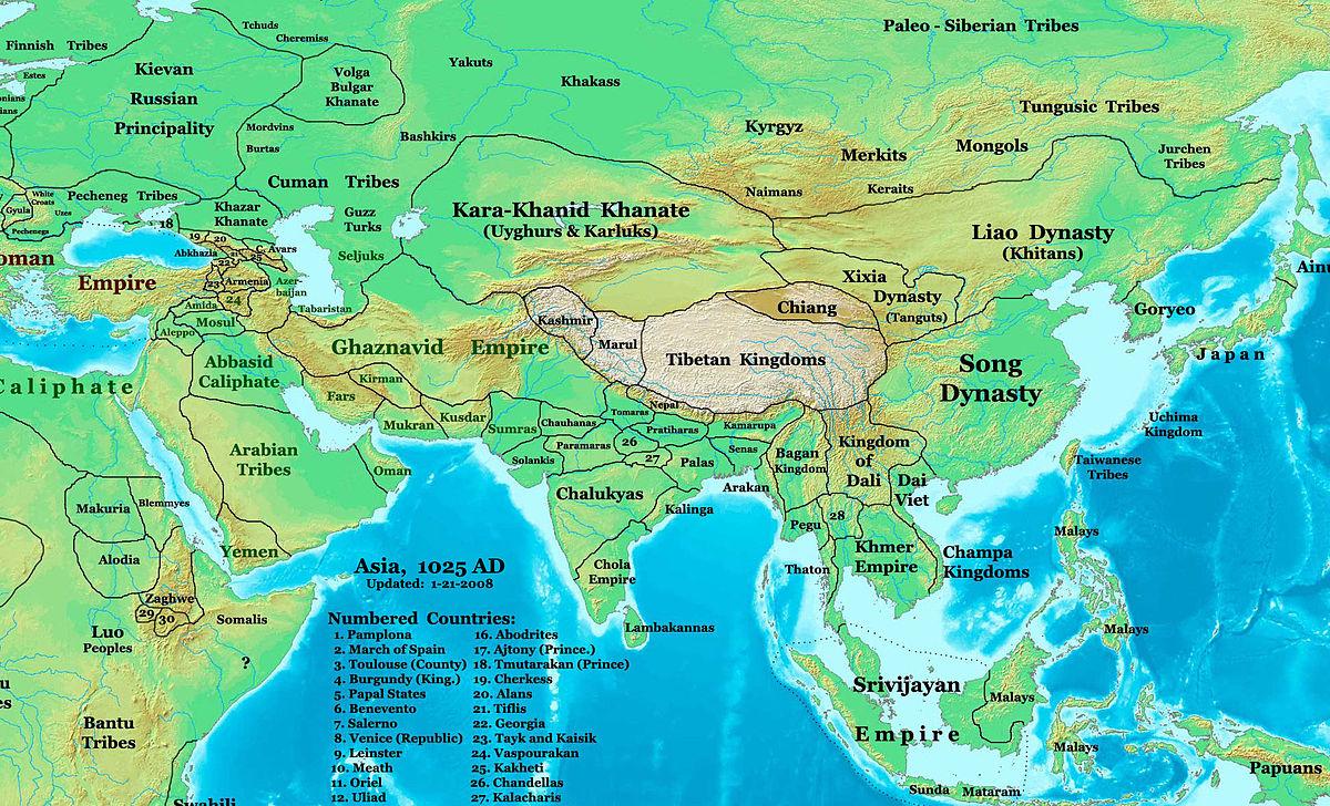 History of the Khitans - Wikipedia