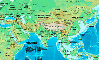 History of the Khitans