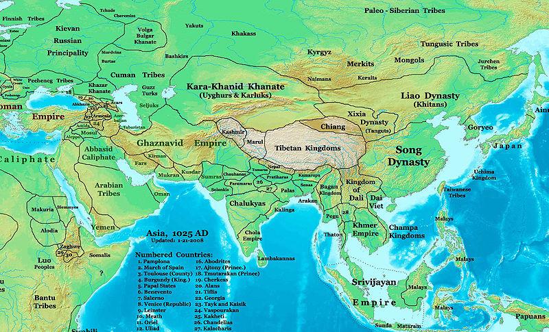 پرونده:Asia 1025ad.jpg