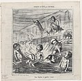 At the four penny baths, from 'Summer sketches,' published in Le Charivari, August 12, 1865 MET DP877362.jpg