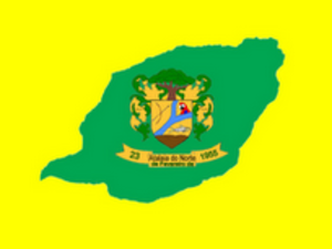 Atalaia do Norte - Image: Atalaia do Norte bandeira