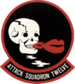Attack Squadron 12 (US Navy) insignia c1973.png