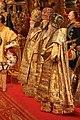Au service des Tsars - George Becker - Le couronnement de l'empereur Alexandre III et de l'impératrice Maria Ferodovna - 1888 - ЭРЖ-1637 - 004.jpg