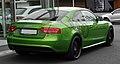 Audi A5 Coupé 2.0 TFSI S-line – Heckansicht, 13. Juni 2011, Wuppertal.jpg