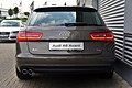 Audi A6 Avant 2.0 TDI Dakotagrau Hinten.JPG