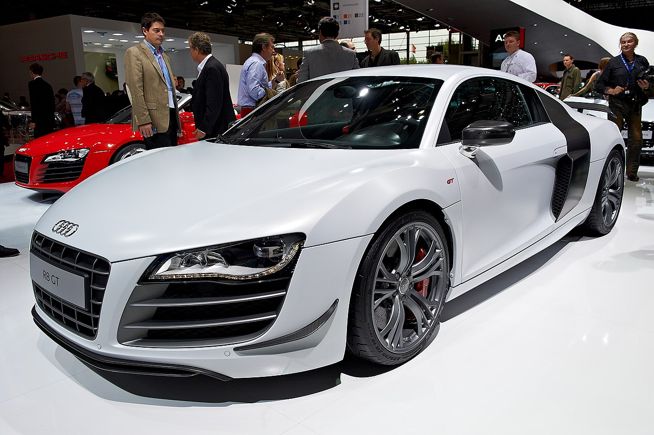 File Audi R8 Gt White Jpg Wikimedia Commons