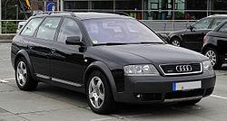 Audi Allroad Quattro Wikipedia