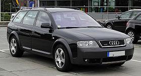Audi Allroad Quattro Wikip 233 Dia