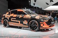 Audi e-tron Sportback photo