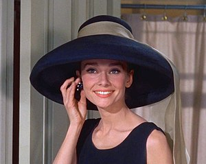 Breakfast at Tiffany's (film) - Audrey Hepburn as Holly Golightly