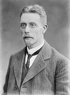 August Krogh Danish physiologist