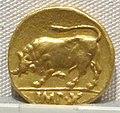 Augusto, aureo, 27 ac.-14 dc ca. 16.JPG