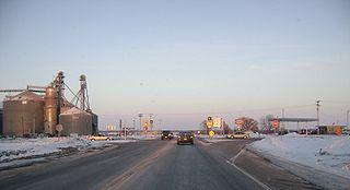 Aurora, Waushara County, Wisconsin Town in Wisconsin, United States