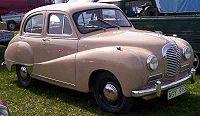 Austin A40 Somerset thumbnail