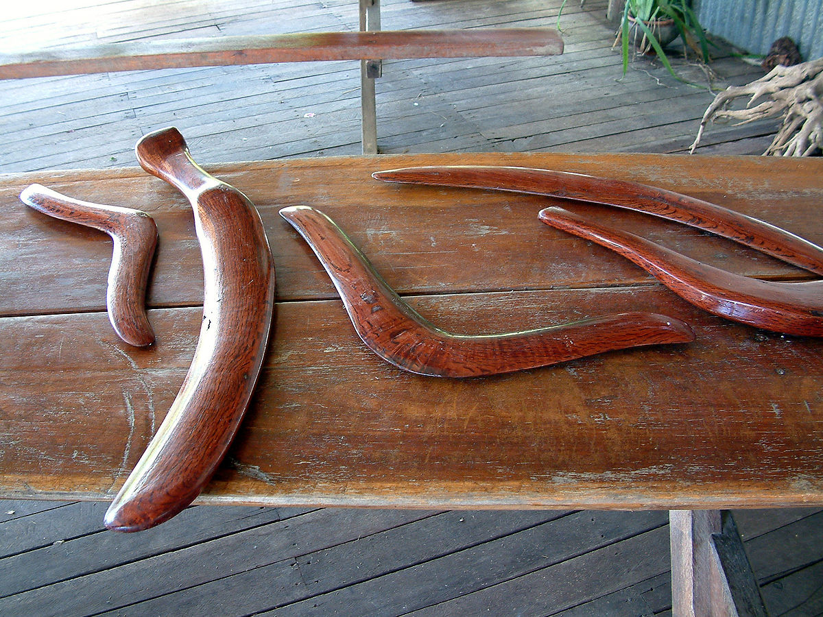 Australia Cairns Boomerang.jpg