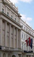 Austrian embassy in London