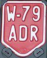 Austrian moped plate.jpg