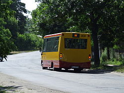 Autobus Ruda