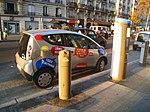 Autolib' Station, Paris, Boulevard Diderot 02.jpg