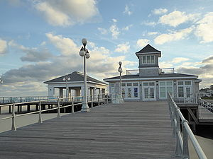 Avon-by-the-Sea, New Jersey - New Pavilion in 2015
