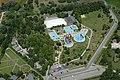 Az ajkai Kristályfürdő (Élményfürdő) légi felvételen.jpg