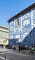 Azulejo facade of the Capela das Almas in Porto (5).jpg