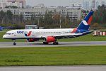 Azur Air, VP-BLV, Boeing 757-28A (21177510900) (2).jpg