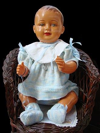 Celluloid - Celluloid doll