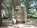 Búnker en el Parque del Oeste (Madrid) 01.jpg