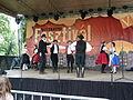 Búzavirág Néptáncegyüttes (Rozsnyó) - Belvárosi Fesztivál.JPG