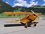 Bücker Bü 131 Jungmann HB-UUD Switzerland (2)