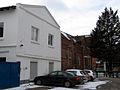 Büttnerstraße Hannover, Blick auf die historischen Klinkergebäude mit Werkshalle.jpg