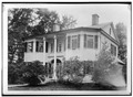 B. F. Landgon House, Northeast corner of Main and North Streets, Castleton, Rutland County, VT HABS VT,11-CAST,6-1.tif