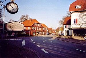 Bundesstraße 75 - Image: B75 Scheessel