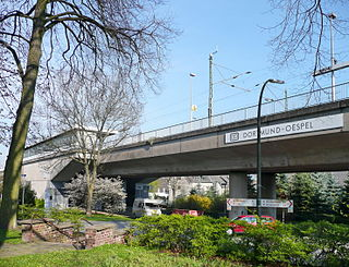 Dortmund-Oespel station railway station in Germany