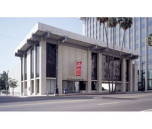 Ace Gallery - Exterior of ACE Gallery Beverly Hills, 9430 Wilshire Blvd, Beverly Hills, CA 90212
