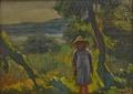 BMVB - Enric Galwey Garcia - Figura amb paisatge - 1689.tif
