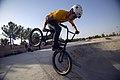 BMX Rider In Iran- Qom city- Alavi Park 18.jpg
