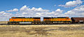 BNSF Locomotives 5702 and 5639 (8037102316).jpg