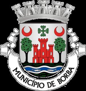 Borba, Portugal - Image: BRB