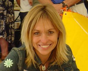 Michaela Strachan - Strachan in July 2004