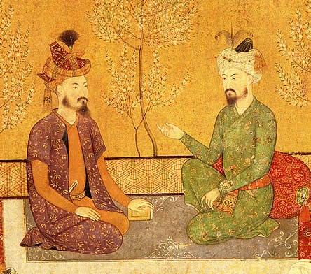 Babur and Humayun