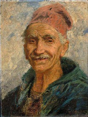 Angelo Bacchetta - Angelo Bacchetta, Selfportrait