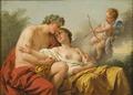 Bacchus and Ariadne (Louis Lagrenée d.ä.) - Nationalmuseum - 17844.tif